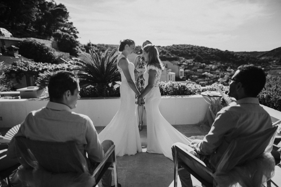 gay wedding photographer Croatia