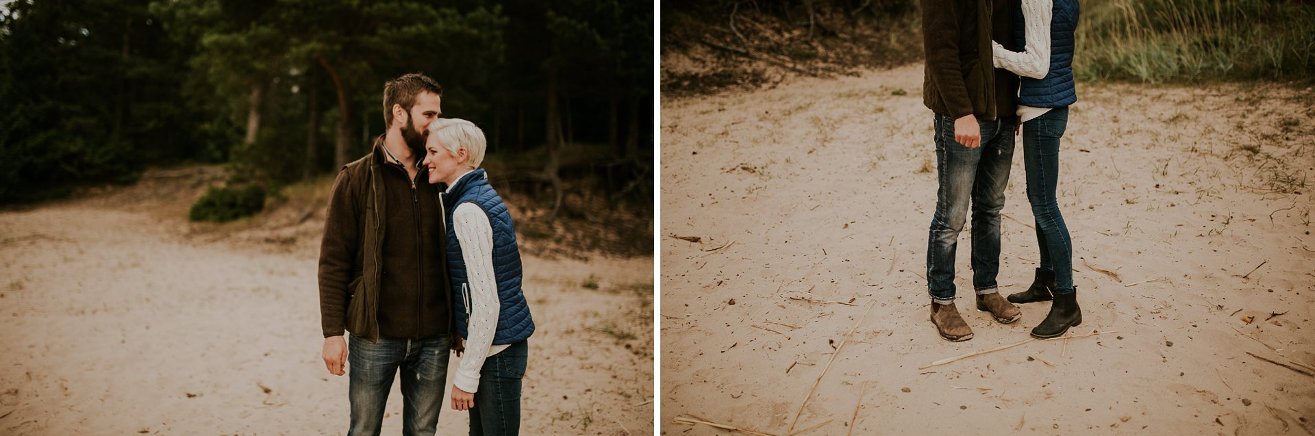 engagement photography in Vadstena Sweden