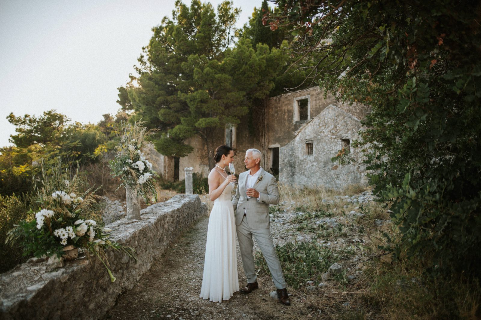 best locations in Croatia to elope